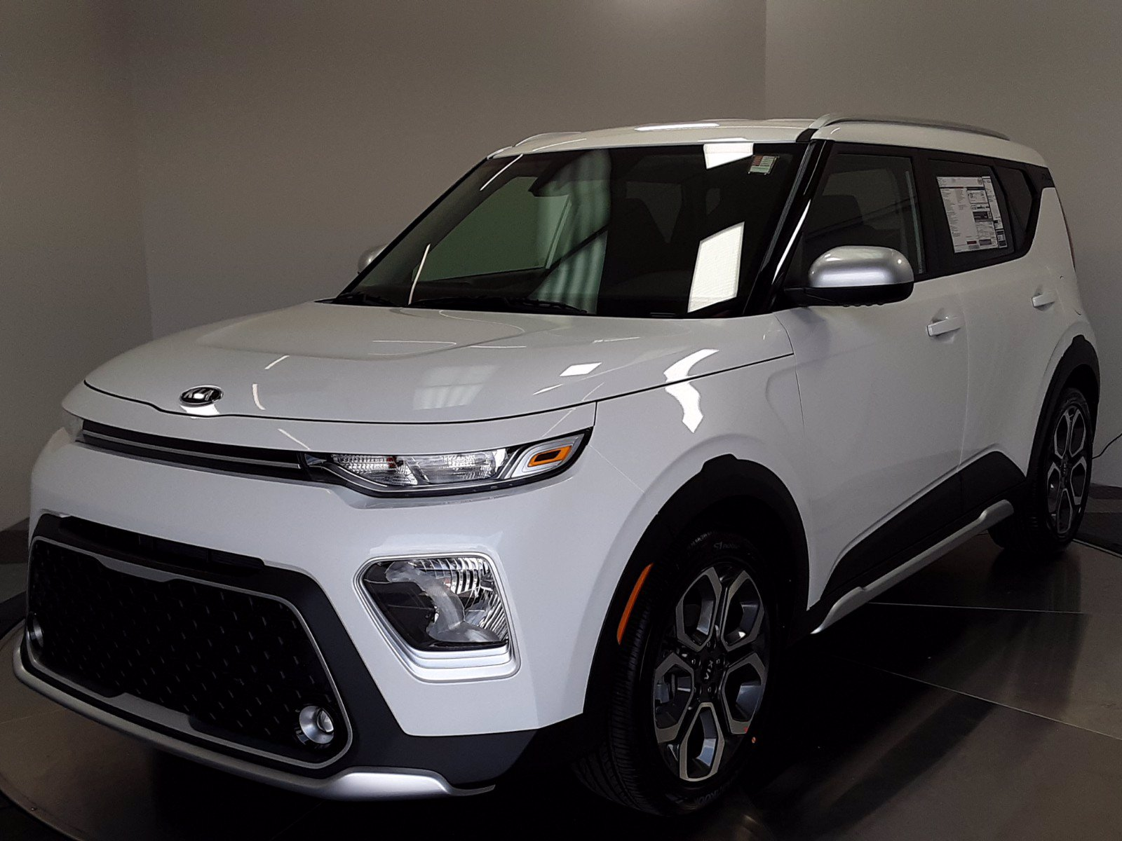 new 2021 kia soul xline hatchback in antioch 125760