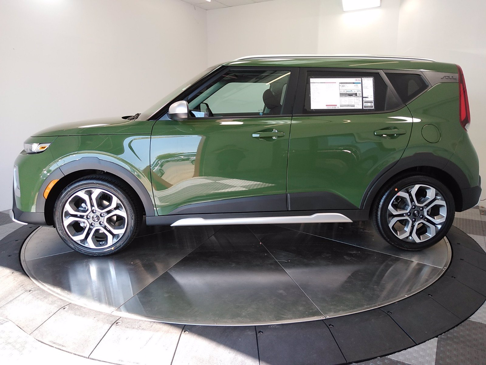 new 2021 kia soul xline hatchback in antioch 126411