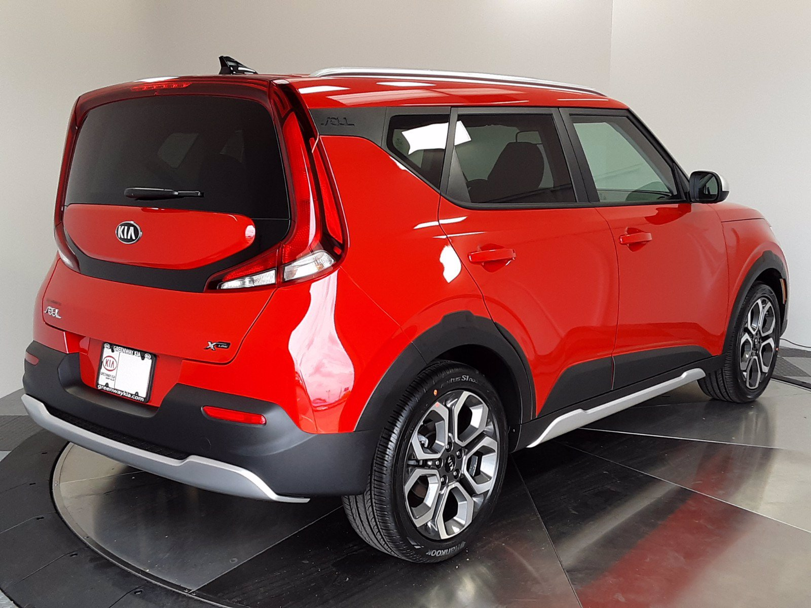 new 2021 kia soul xline hatchback in antioch 125912