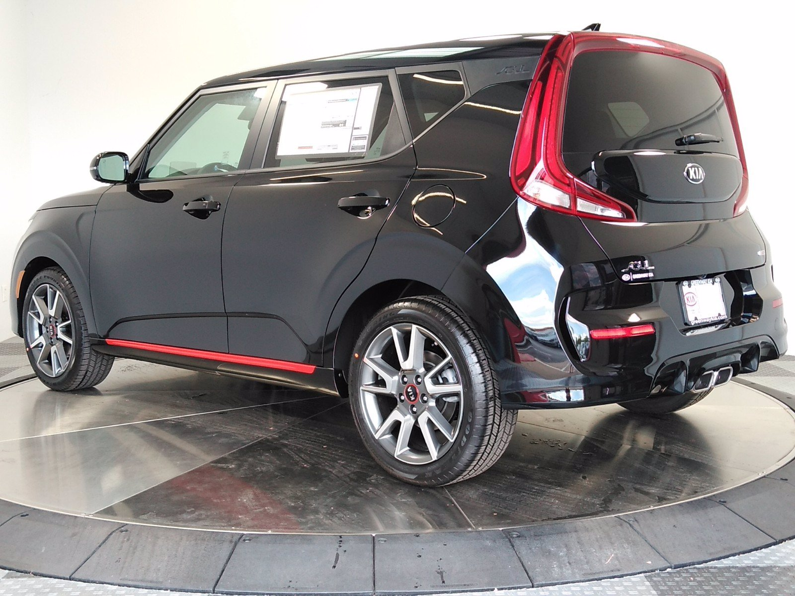 new 2021 kia soul turbo hatchback in antioch 126232
