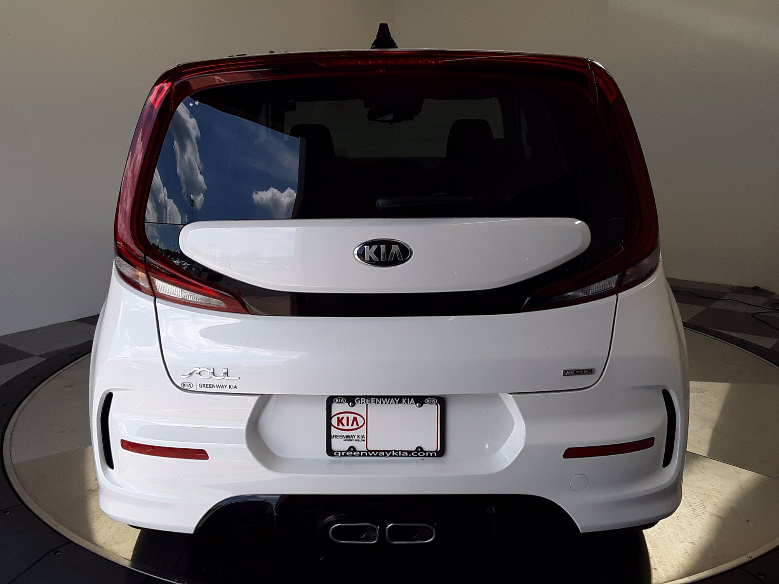 New 2021 Kia Soul Turbo